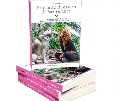"""""""Prometto di esserti fedele sempre"""", esce il 1° libro per gli sposi con il cane"""