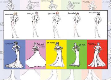 Come scegliere l abito da sposa perfetto  - Wedding Dog Sitter 1687cfbac30