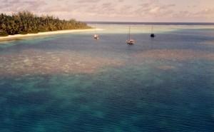 Boddam island Chagos