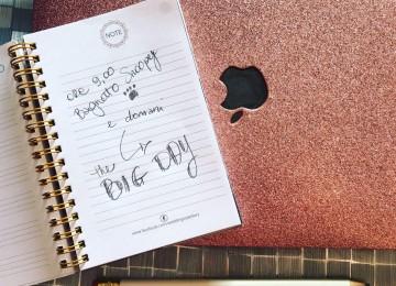 Il diario della sposa!