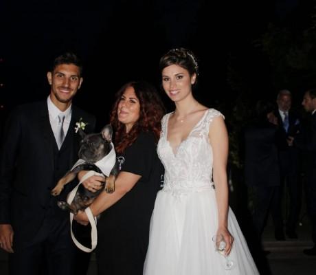 MATRIMONIO VIP – LORENZO PELLEGRINI E VERONICA CON LEO