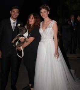 Lorenzo Pellegrini & Veronica Martinelli
