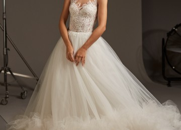 Cosa devi sapere quando scegli il tuo vestito da sposa e ti vuoi portare il cane